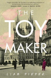 Toymaker Cover